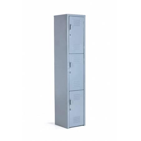 Locker 3 Puertas